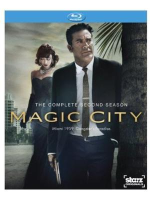 マジックシティ 黒い楽園 シーズン2