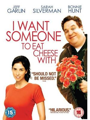 I Want Someone to Eat Cheese With(原題)