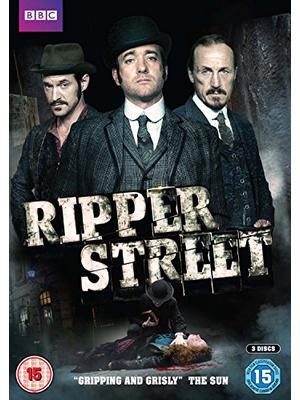 リッパー・ストリート シーズン1