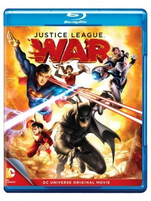 Justice League: War(原題)