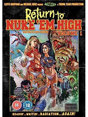 Return to Nuke 'Em High Volume 1(原題)