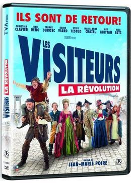 Les Visiteurs: La Révolution(原題)