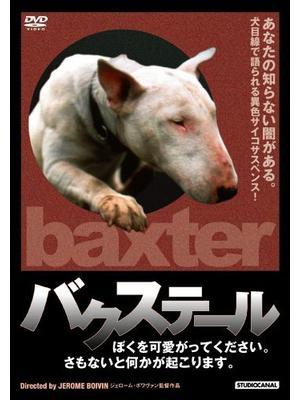 バクステール/ぼくを可愛がってください。さもないと何かが起こります。