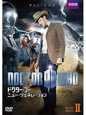 ドクター・フー シーズン6/ニュー・ジェネレーション