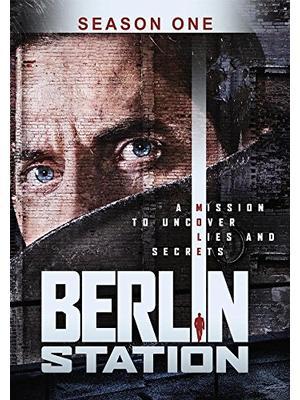 Berlin Station Season1(原題)