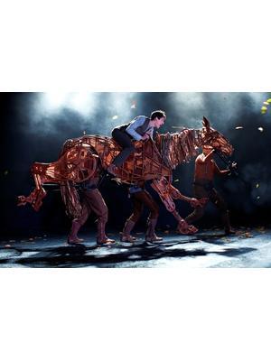 ナショナル・シアター・ライヴ 2016「戦火の馬」
