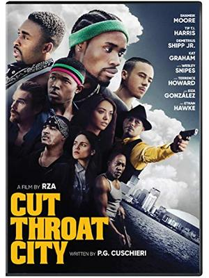 Cut Throat City(原題)