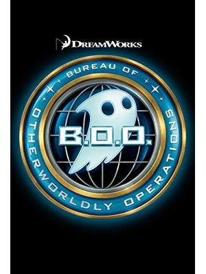 B.O.O.: Bureau of Otherworldly Operations(原題)