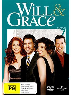 Will & Grace Season7(原題)