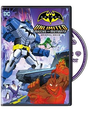 Batman Unlimited: Mechs vs. Mutants(原題)