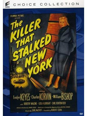 The Killer That Stalked New York(原題)