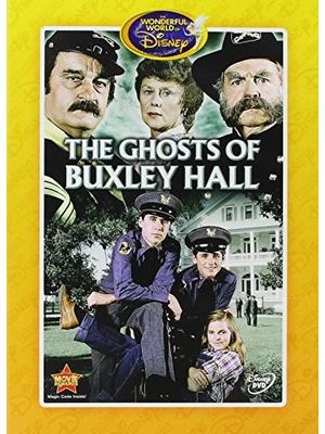 The Ghosts of Buxley Hall(原題)