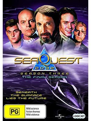 SeaQuest DSV Season 3(原題)