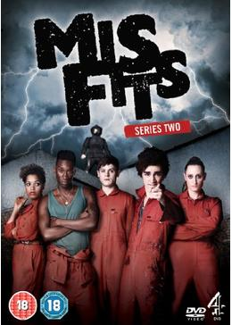 Misfits/ミスフィッツ -俺たちエスパー! シーズン2