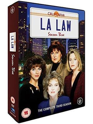 LA・ロー シーズン3