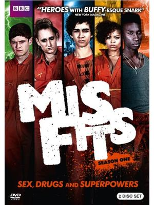 Misfits/ミスフィッツ -俺たちエスパー! シーズン1