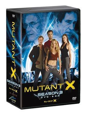 ミュータントX シーズン3