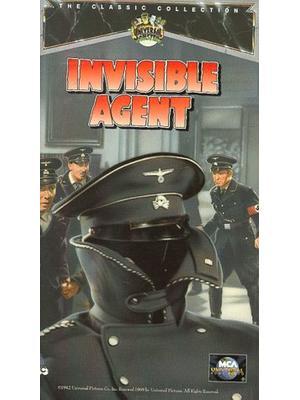 Invisible Agent(原題)