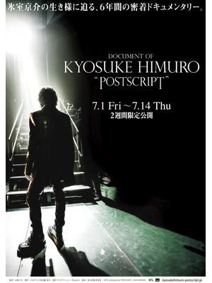 "DOCUMENT OF KYOSUKE HIMURO ""POSTSCRIPT"""