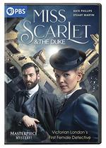 探偵ミス・スカーレット