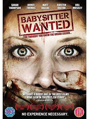 Babysitter Wanted(原題)