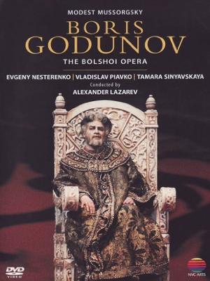 Boris Godounov(原題)