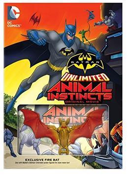 Batman Unlimited: Animal Instincts(原題)