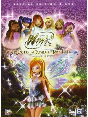 Winx Club: Il segreto del Regno Perduto(原題)