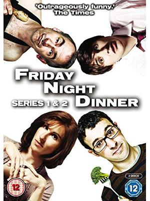 Friday Night Dinner Season1(原題)