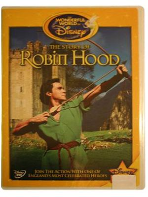 The Story of Robin Hood and His Merrie Men(原題)
