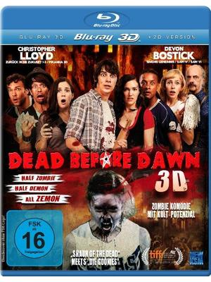 Dead Before Dawn 3D(原題)