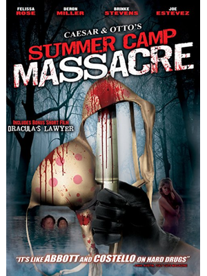 Caesar and Otto's Summer Camp Massacre(原題)
