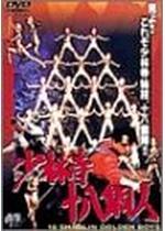 少林寺十八銅人