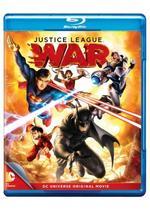 Justice League: War(原題)
