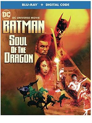 Batman: Soul of the Dragon(原題)