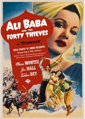 40 盗賊 人 と アリババ の