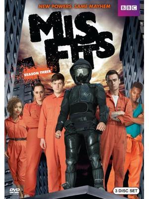 Misfits/ミスフィッツ -俺たちエスパー! シーズン3