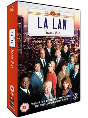 LA・ロー シーズン5