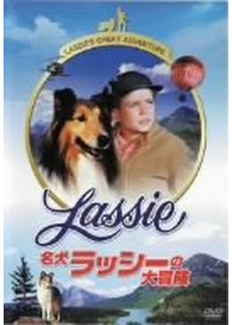 名犬ラッシーの大冒険
