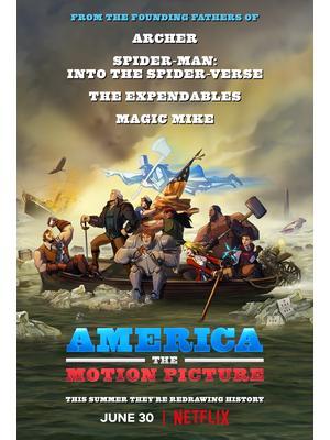 アメリカ THE MOVIE
