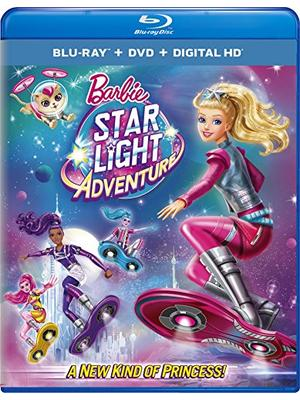 Barbie: Star Light Adventure(原題)