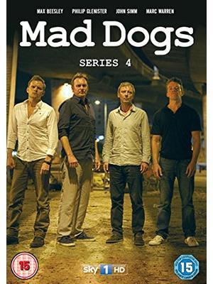 MAD DOG 4/最後の罠