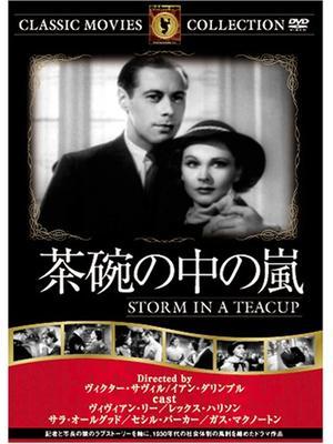 茶碗の中の嵐