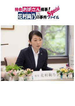 特命おばさん検事! 花村絢乃の事件ファイル スペシャル