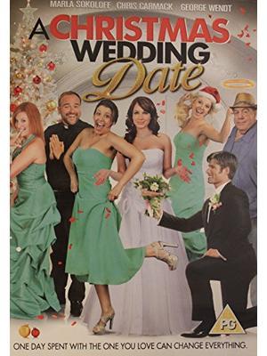 A Christmas Wedding Date(原題)