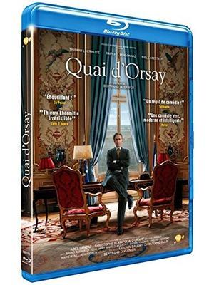 Quai d'Orsay(原題)