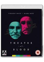 シェークスピア連続殺人!!血と復讐の舞台