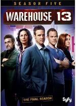 Warehouse 13 Season5(原題)