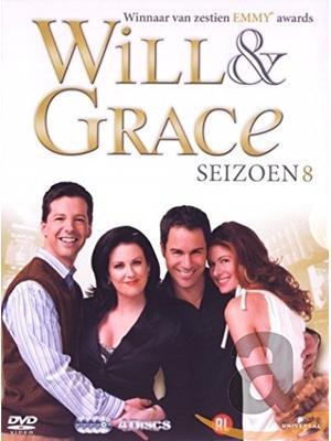 Will & Grace Season 8(原題)