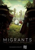 渡り熊/Migrants